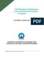 AAC 10 standards of nabh
