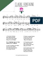 Traditionnel - A la Claire Fontaine.pdf