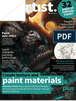 2D Artist- Create Texture and Paint Materials