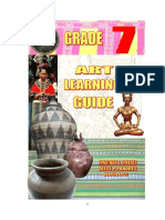 ART 7 Learner's Material - Unit 1 to 4 (1)