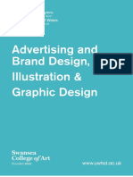Advertising & Brand Design, Illustration & Graphic Design
