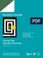 Home Fire - Kamila Shamsie(1)