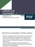 Labour Law Part
