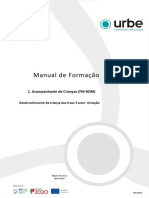 Manual - Desenvolvimento 0 a 3 anos