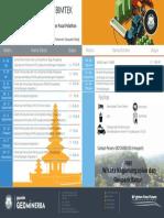 Flyer Diklat Bimtek Bali