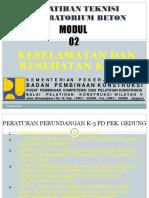 MODUL - 02  K-3