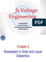 @ Lectures Chapter 2 Breakdown in Solid and Liquid Dielectrics