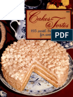 cakes and tortes