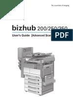 User200 250 350adv Scanner