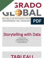 Storytelling with Data - Semana 3