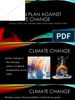 Action Plan Against Climate Change