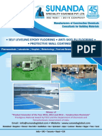 SUNANDA- Epoxy Brochure