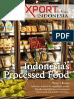Processed Food 2018 Oct
