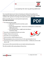 Driving Lessons Private Practice Guide