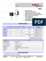 Mosfet Package