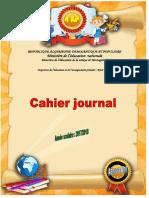 Cahier Journal4ap2020