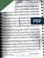 Haendel, G. F. - Bourre - Water Music - Cuarteto de Cuerda
