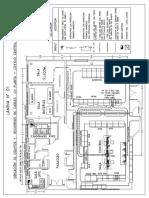 Planos de un Sistema de Alimentación Ininterrumpida UPS