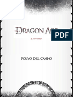 Dragon Age - Aventura - Polvo Del Camino