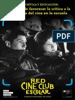 Cine Critica y Educacion
