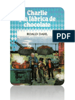 Resumen de Charlie y La Fabrica de Chocolate