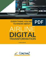 Airline Digital Transformation - Free eBook
