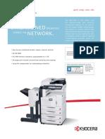 Manual Mesin Fotocopy Kyocera KM4050