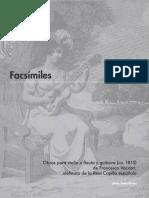 Vaccari - Obras para violin o flauta y guitarra