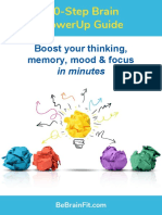 10 Step Brain Powerup Guide