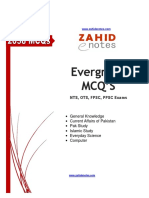 evergreen PPSC, FPSC, NTS and OTS MCQS Solved.pdf
