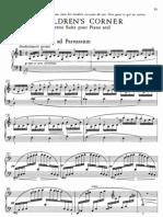 Debussy Childrens Corner