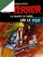 _La muerte es sueno - Carrigan, Lou - pdf.pdf