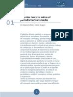 Apuntes Teóricos Sobre El Periodismo Transmedia