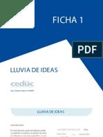 Ficha pedagogicas