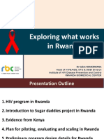HIV in Rwanda