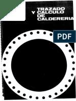 Trazado y Calculo de Caldereria, Desarrollos de Caldereria, Jorge Ayala
