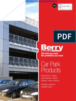 Berry Systems Car Park Products File014025