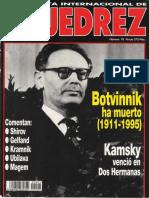Revista Internacional de Ajedrez 93