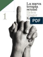 La Nueva Terapia Sexual - Hellen Kaplan