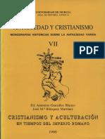 Antigüedad y cristianismo