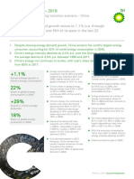 Bp Energy Outlook 2019 Country Insight China