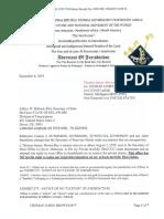 70183090000107307769 Averment of Jurisdiction Delaware Ucc Office
