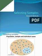 Research Methods - Sampling.ppt