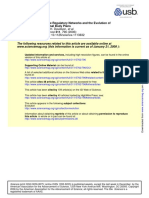 Gene Regulatory Networks and the Evolution of Animal Body Plans-Davidson 2006