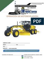 Manual de Motoniveladora - Lleno 2019