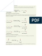 Oxidación de alcoholes primarios