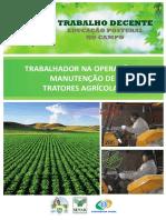 1.10 Manutencao e Operacao de Maquinas Agricolas 2014