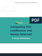 Comparing TCO of LoadRunner and Neotys NeoLoad