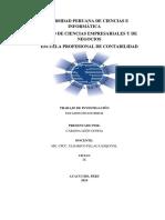Trabajo de Investigacion Estados Financieros