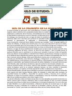 Rol de La Filosofía en La Educación-imprimirrr - Copia